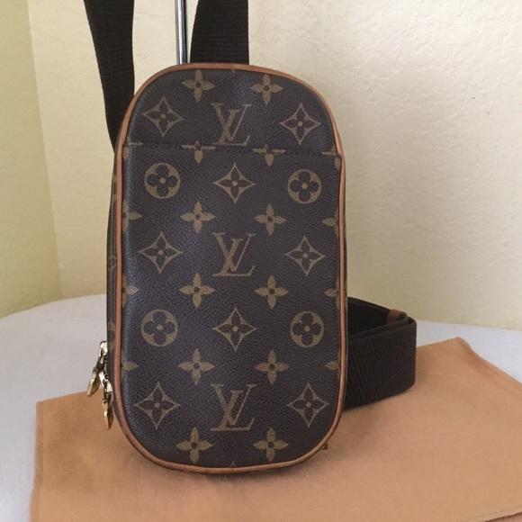 637d88c778 Preloved Women's Louis Vuitton Belt Bags - 70 products | Bountye